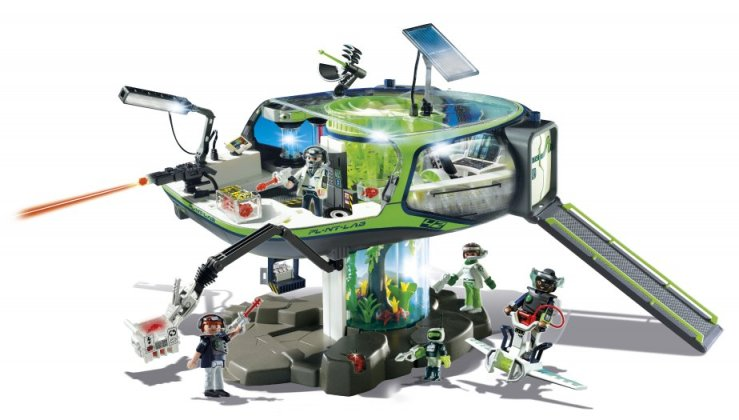 Playmobil Futur Planet