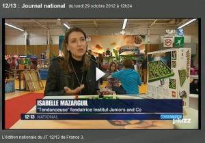 Interview Isabelle Mazarguil