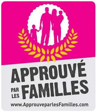Logo Approuvé par les Familles