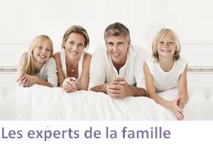 Les experts de la famille