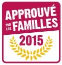 Logo Approuvé par les Familles 2015